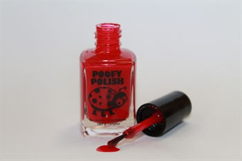 Picture of Reverent Red Nail Polish